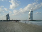 Burj Al Arab and Jumeirah Beach Hotel (Burj Al Arab Hotel)
