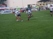 Rugby 7s Dubai game