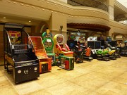 Amusement area Etihad Mall (Etihad - Ittihad Mall)
