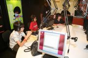 Kidzania Dubai Mall DJ radio hosts presenters opening day