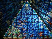 Wafi stained glass ceiling (Wafi City)